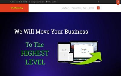 WoxMarketing – Mega Marketing Service To Grow Business