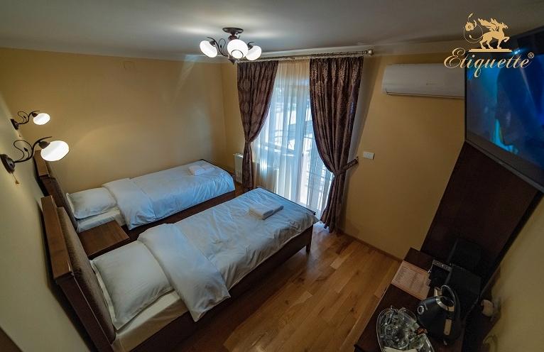 Camere Luxoase Si Apartament Mare La Villa Etiquette Din Deva
