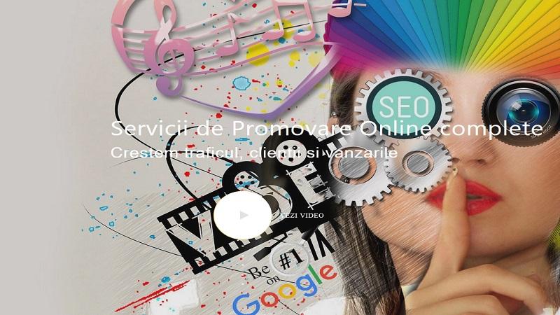 Promovare Online Romania
