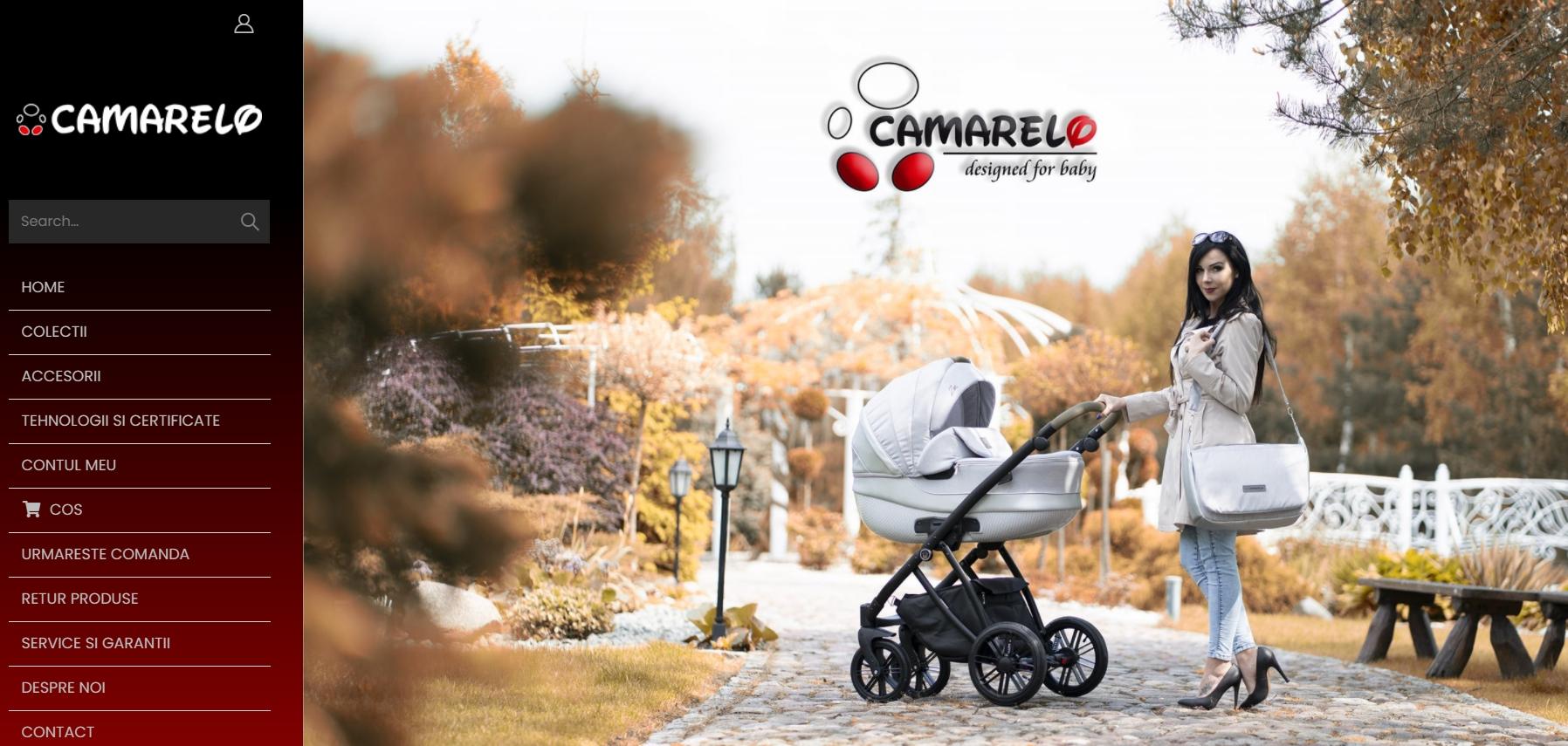 camarelo.ro – Cea Mai Variata Gama De Carucioare Pentru Copii