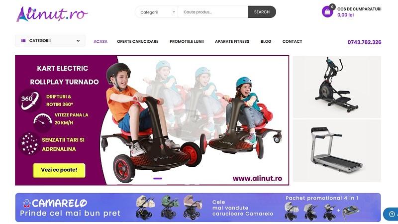 Alinut.ro Universul Jucariilor Si Accesoriilor Pentru Copii